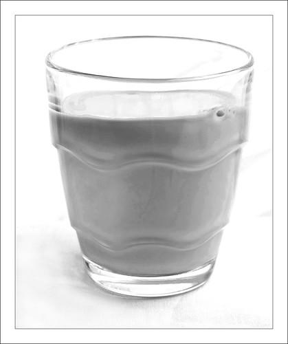 Soya Milk.