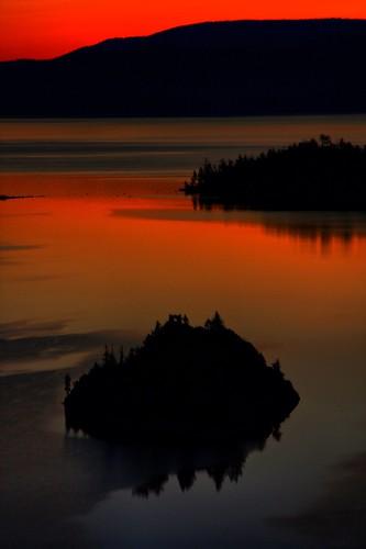 california morning sunset lake sunrise canon dawn evening bay dusk nevada tahoe vista emerald hdr tahoma 40d hbppix theunforgettablepictures doublyniceshot tripleniceshot mygearandmepremium mygearandmebronze mygearandmesilver 4timesasnice photographyforrecreationclassic
