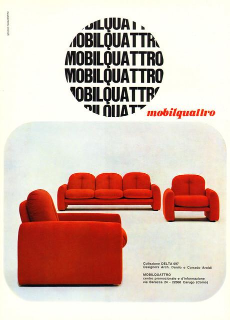 Mobilquattro Ad 1969