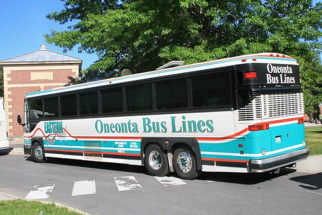 Eastern Travel Oneonta Bus Tours