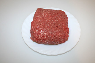 08 - Zutat Rinderhack / Ingredient beef ground meat