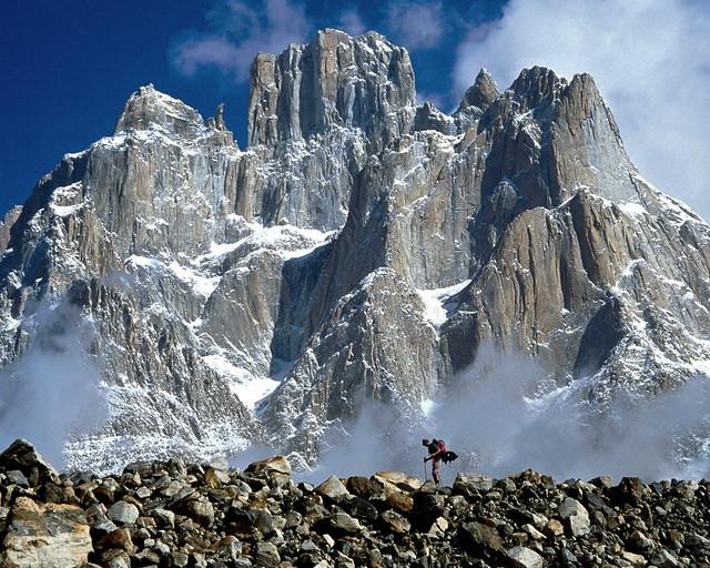 Trango Towers, Baltoro Glacier, Karakoram, Pakistan