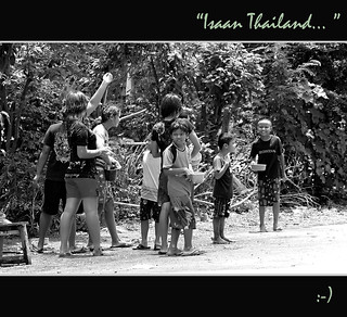""" THAIS & TRADITIONS... ISAAN.. ""        :-0"