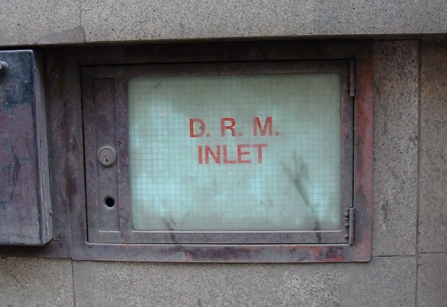 DRM Inlet