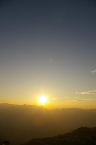 india sunrise mizoram