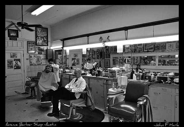 Barber Austin : Avenue Barber Shop - Austin Texas Flickr - Photo Sharing!