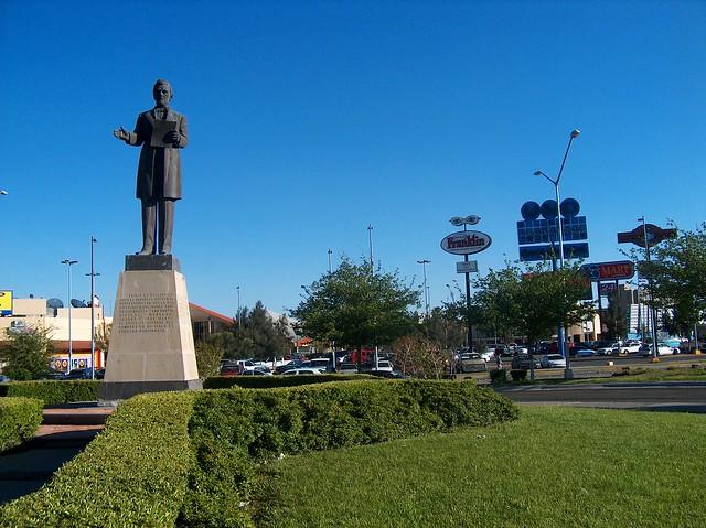 Abraham lincoln ciudad ju 225 rez chihuahua m 233 xico flickr photo