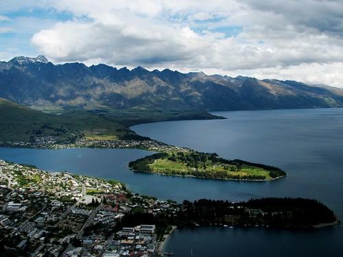 Queenstown - NZ by lairinha