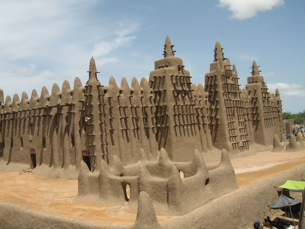 The Great Mosque, Djenne
