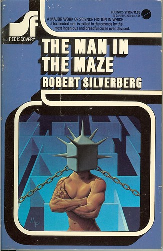 Man in the Maze - Robert Silverberg