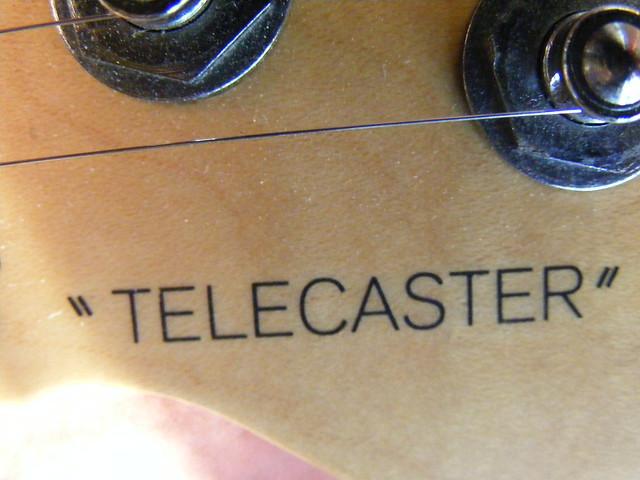 Photo:Fender Telecaster 1999 By Last Hero