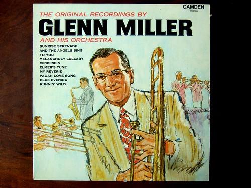 Glenn Miller photo