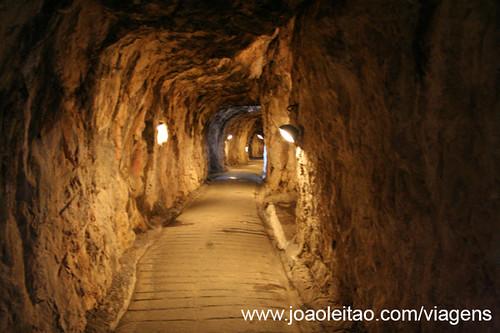 Túneis do Grande Cerco