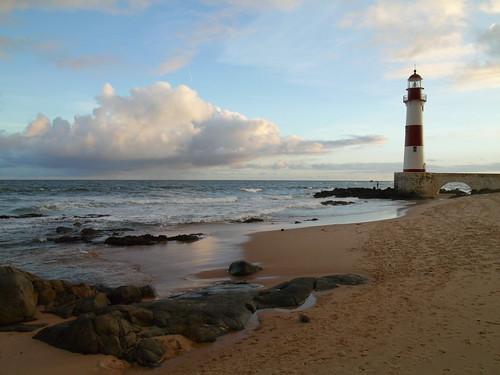 Farol de Itapuã / Lighthouse Itapuã, Salvador, Bahia