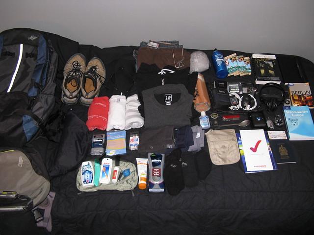 Travel Gear Flickr Photo Sharing