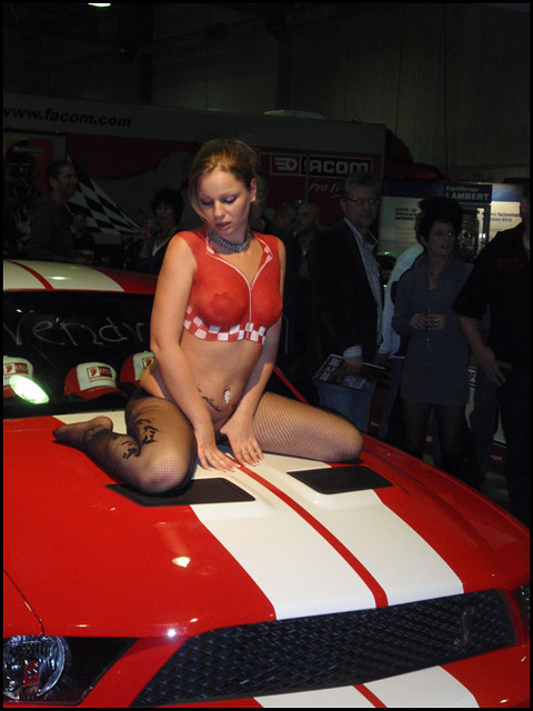 car babes - a gallery on Flickr