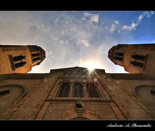 St.Markos Facade [HDR]