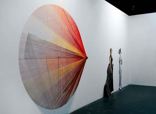 "Jana Flynn ""Projection of Slightlines: My Longing for a Uniform Mass"""