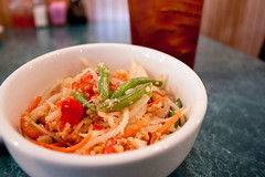 Can we say Papaya Salad?