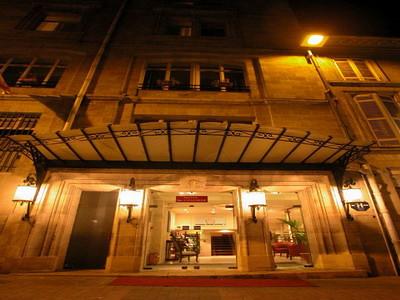 ホテル ボルドー