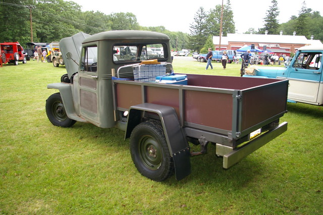 1958 Willys Jeep Wagon http://www.flickr.com/photos/geepstir/5827204418/
