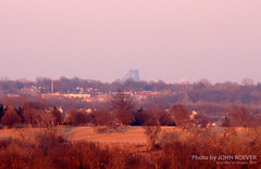 Downtown KC from Shawnee Mission Park