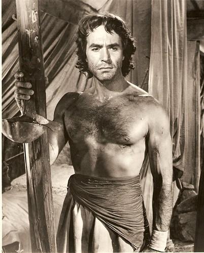 Ricardo Montalban's chest