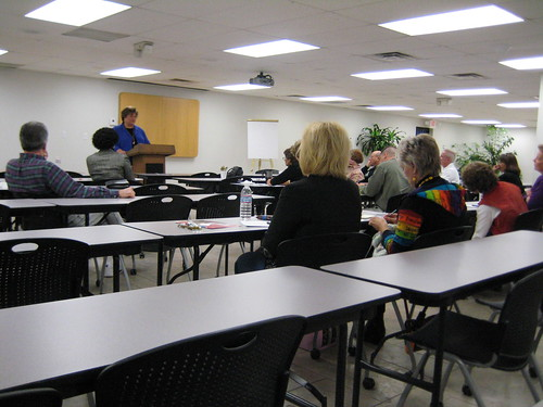 Photo Of Adults In Continuing Education Class - BlogAppeal.com