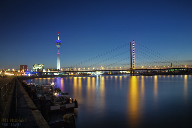 d sseldorf skyline flickr photo sharing. Black Bedroom Furniture Sets. Home Design Ideas