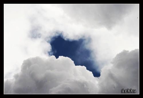 i talk to the rain | irene navares | Flickr