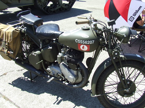 BSA Motorcycle 1 DRW