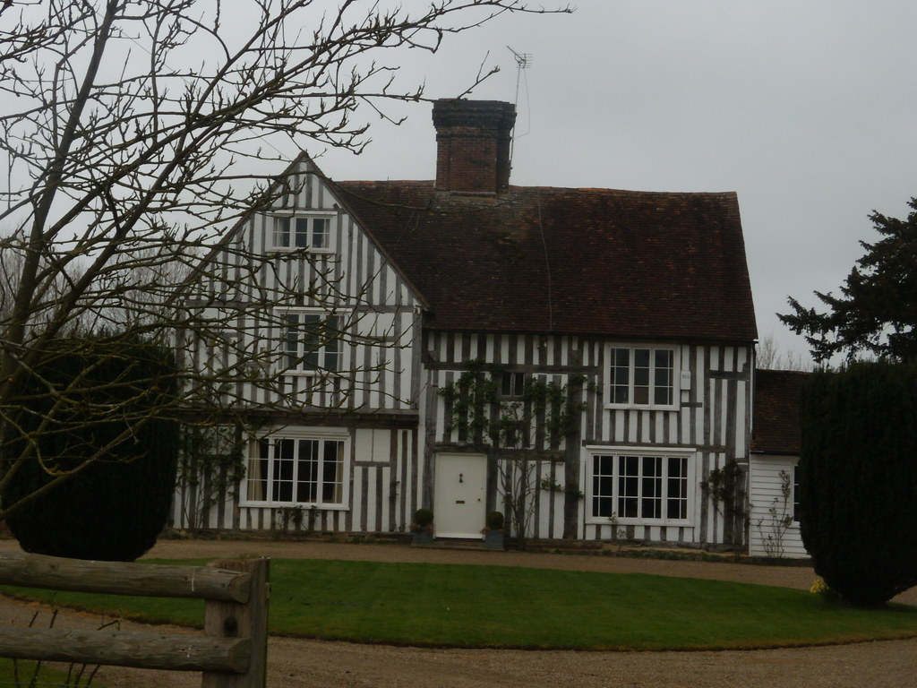 Timbered house Staplehurst to Headcorn