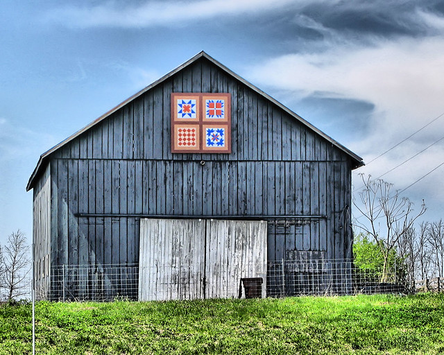 Kentucky Quilt Barn Flickr Photo Sharing