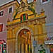 Porta Farnese - Poggio Mirteto by gilmolm