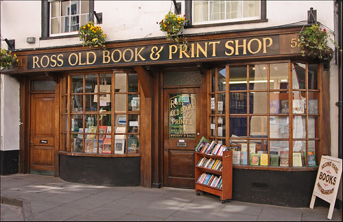 Ross Old Book Shop