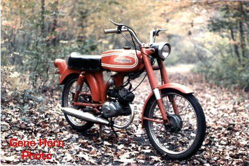 1967 Harley-Davidson M-65 Sport
