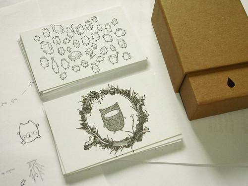 Business cards for illustrators romeondinez business cards for illustrators colourmoves