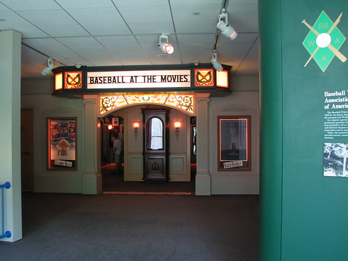 Baseball at the Movies