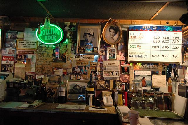 Deep Eddy Bar, Austin