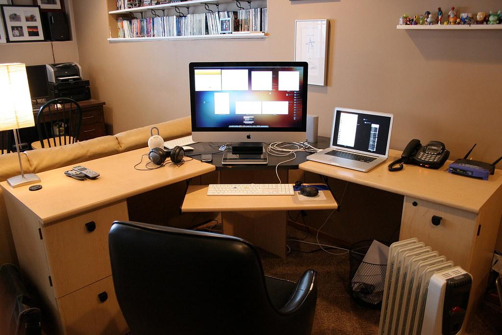 Computer Setup April 2010