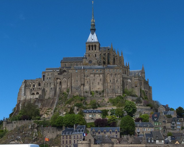 Mont Saint-Michel, Normandy, France by Mike Cattell, on Flickr