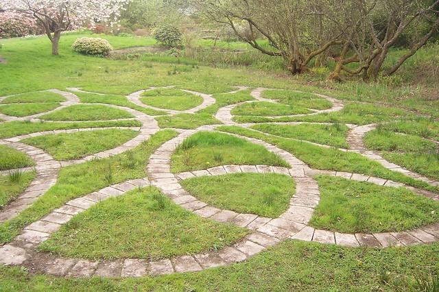 Knot Garden Design Ideas