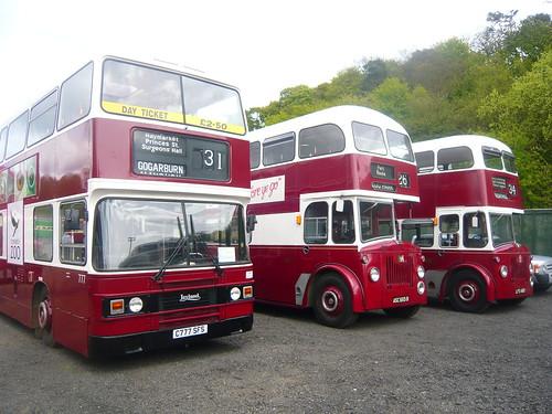 Scottish Vintage Bus Museum