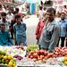 Selling Fruit Near Saderghat - Old Dhaka, Bangladesh