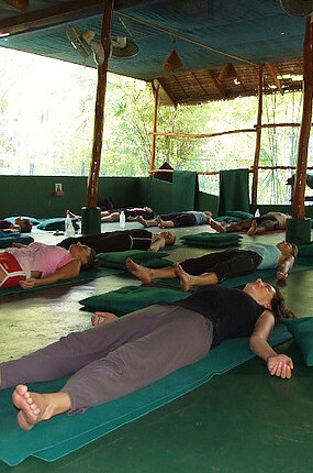 The Sanctuary yoga