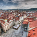 The sky above Prague / Il cielo sopra Praga