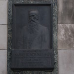 "Andrew Young FSI (1889 -1914) First Valuer to the London County Council - Memorial Plaque, Bush House, The Strand, London. - ""He Laboured To Beautify The London He Loved"""