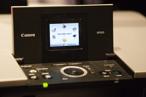 Canon MP600