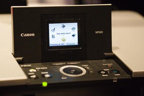 canon mp500 ドライバ windows10