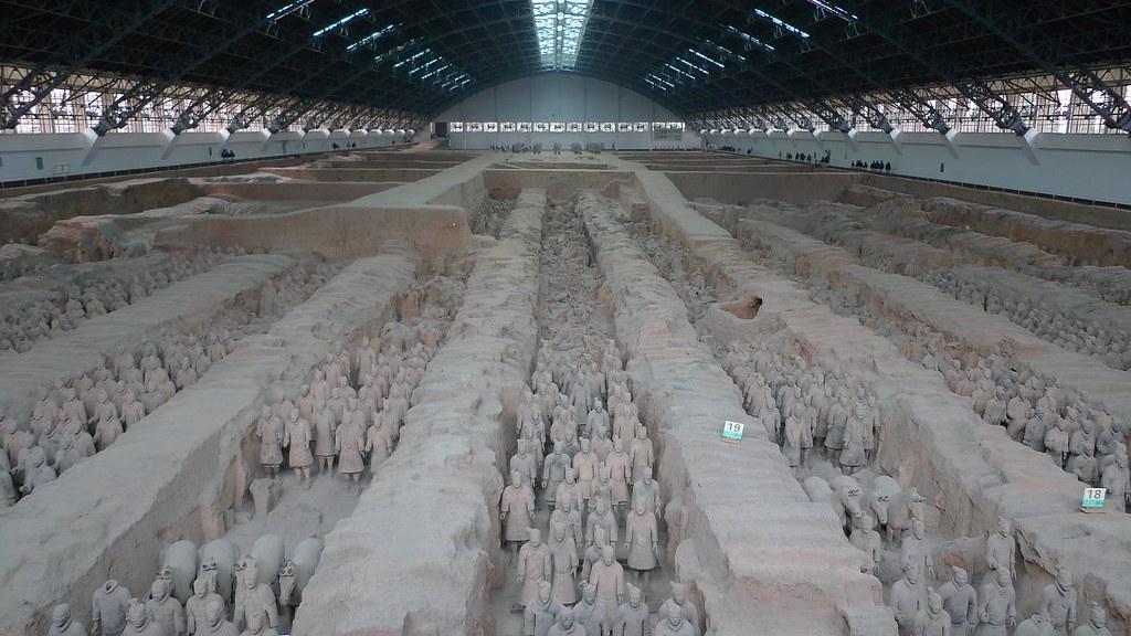 Xi\'an Terracotta Army
